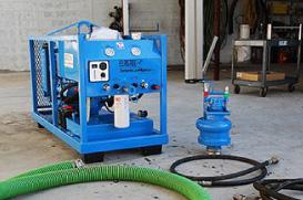 Verde - Skimmers - Diesel Hydraulic Skimmer Systems