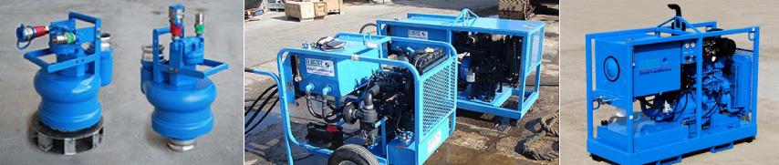 Verde - Skimmers - Pumps & Power Packs