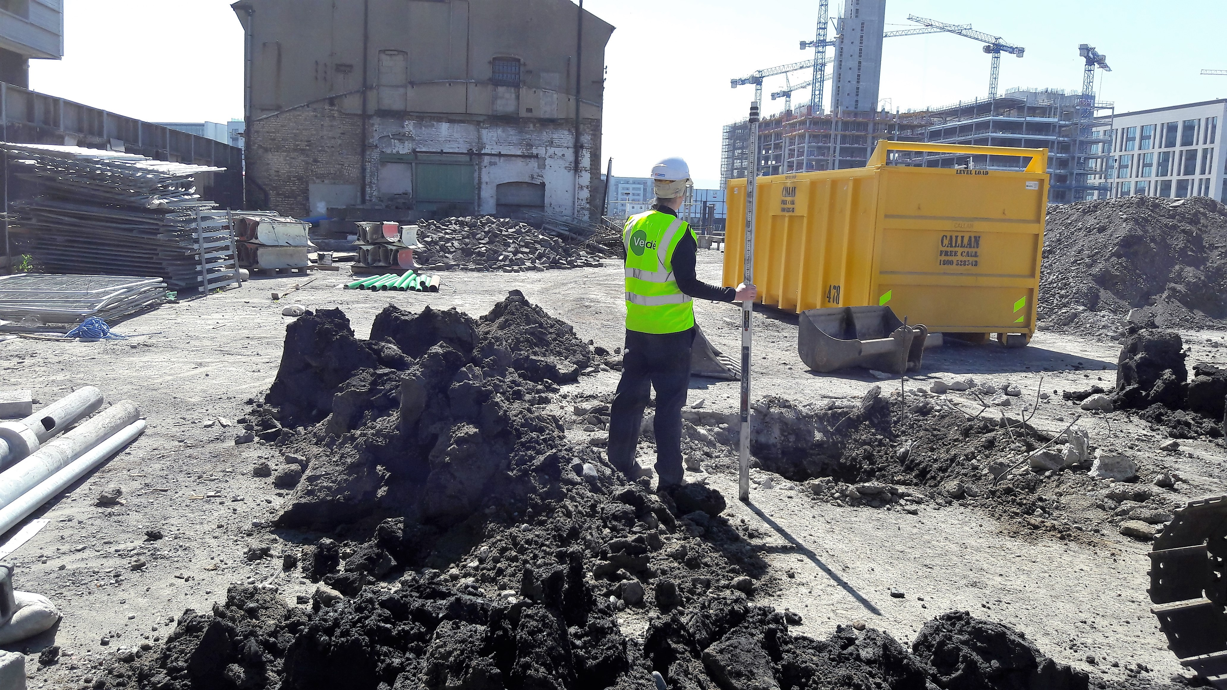 Brownfield Site Assessment, Soil Waste Classification