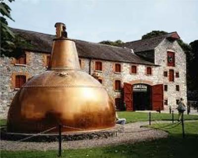 Verdé Projects - Irish Distillers