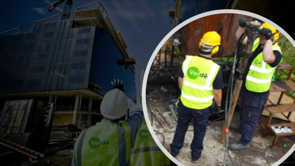 Environmental Services to Construction Industry