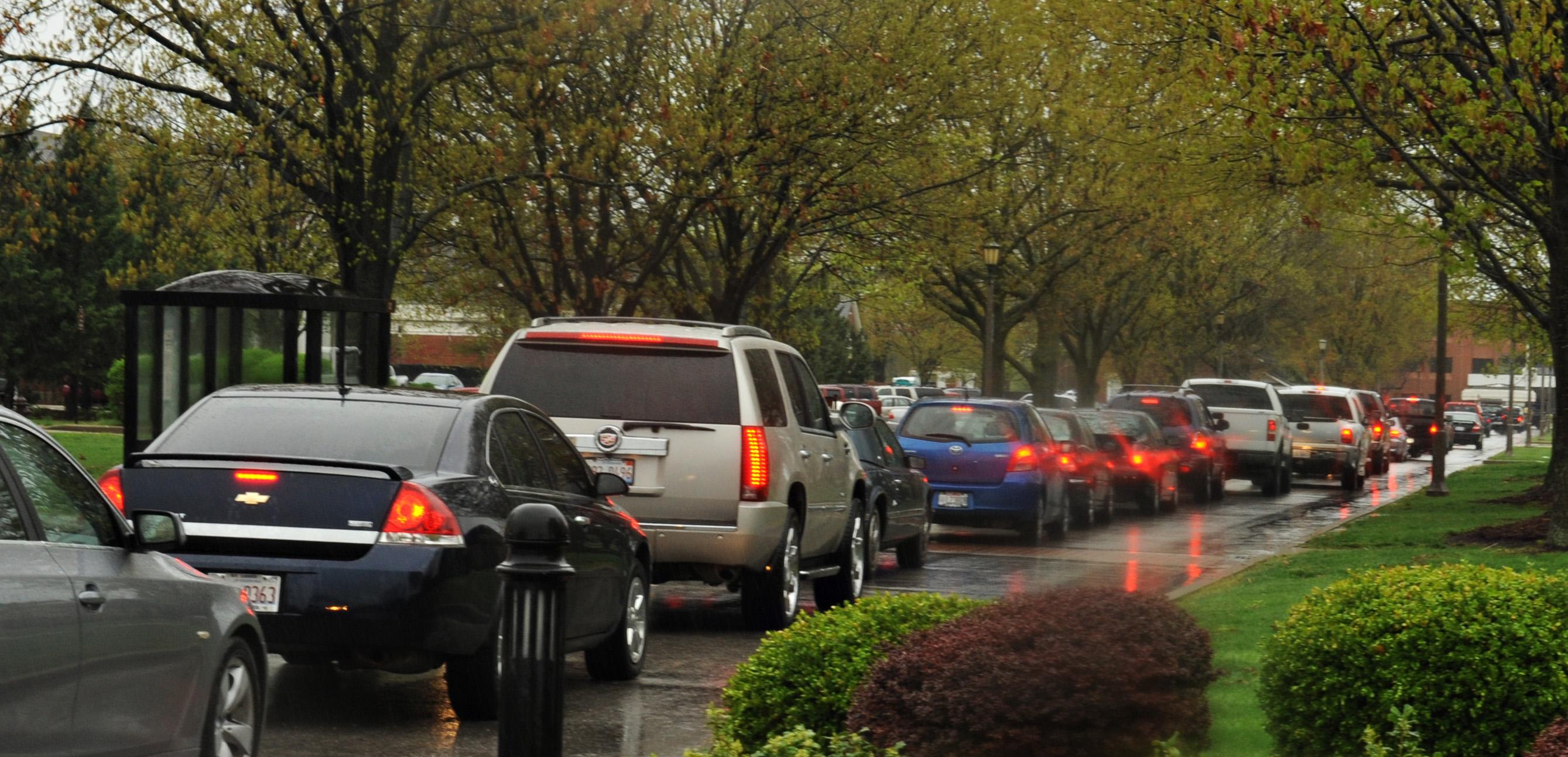 car ban outside schools - air pollution - air quality monitoring